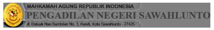 Pengadilan Negeri Sawahlunto
